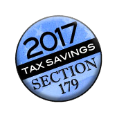Section 179 Button
